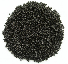 recycled pp/ppcp/hdpe granules black color