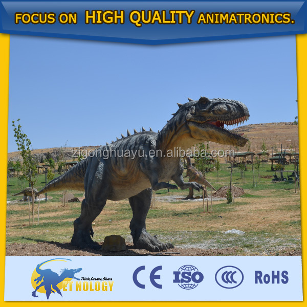 3d Movie Simulation Animated Dinosaur Model for Sale
