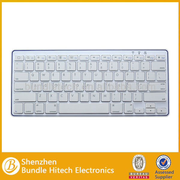 bluetooth keyboard for ipad mini/Air, ABS bluetooth Keyboad, for samsung galaxy tab Bluetooth Keyboard lithium battery