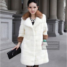 Hot selling winter stylish fur coats curly hair lamb fur coat knitted rabbit fur poncho