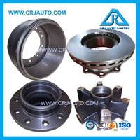 Truck and Trailer Semi-Trailer Brake Drum, Hub, Brake Disc, Rotor