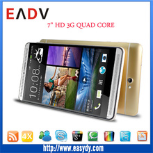 "7"" 3G GSM MTK6572 dual core android tablet pc"