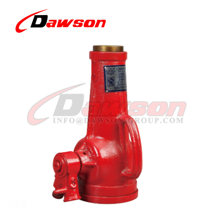 DAWSON light weight Mechanical Screw Jack with 3.2 ton capacity