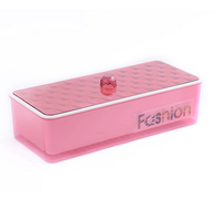 Wholesale Stock 2016 New Arrivals Capable Of Draining Square Chopsticks Tableware Box