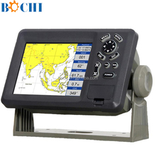 5.6/8/12 Inch Used Marine GPS Plotter For Ship