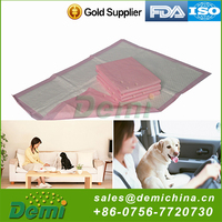 High quality safety grade pet reusable waterproof puppy pad