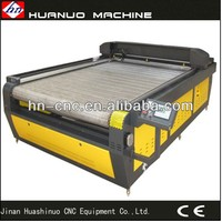 CE leather/paper/wood/acrylic co2 laser cutting machine