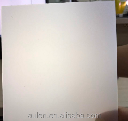 2mm thick 4x8 sheet light diffusion polycarbonate sheet