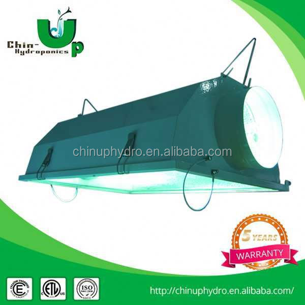 Hydroponics Greenhouse with CE,UL,ETL authorized Air Cooled Reflector/Growing Reflector/greenhouses china opal glass lamp shade