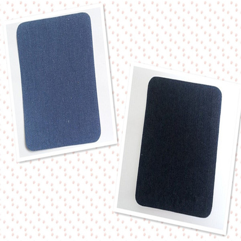 Hot Sales Iron On Denim Jeans Patches Repairs Elbow Knee Patch Sewing Applique DIY Light Blue/Deep Blue/Black New Arrive
