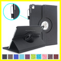 360 Leather Case for iPad Pro Rotating Case with Auto Sleep Function Smart Case for Apple iPad Pro 9.7 360 leather Case