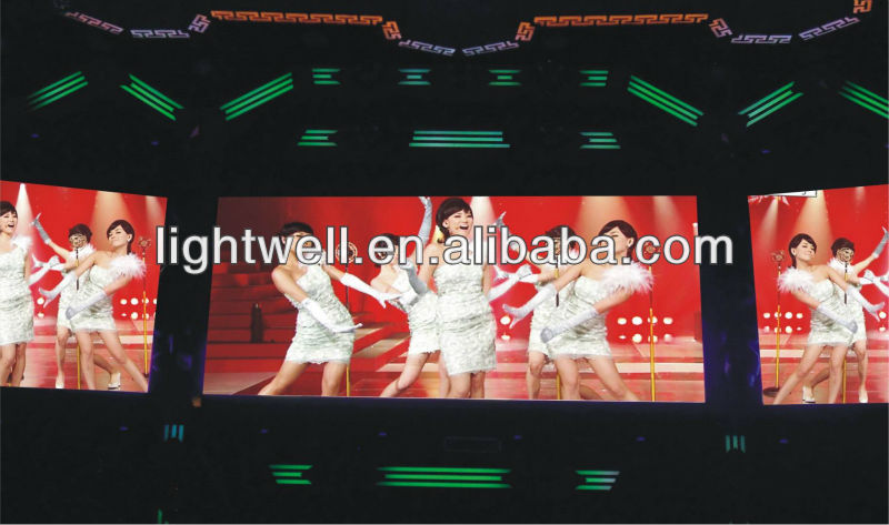 Inside usage p5 indoor rental led display,stage/trade show video full color led display,p6 thin slim rental SMD display screen