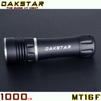 DAKSTAR MT16F XML U2 1000LM torch Light 18650 OR 26650 Magnetic torch light