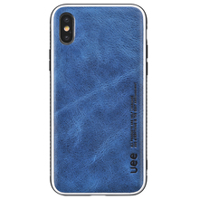 Amazing OEM Design Genuine Skin For Iphone 6 7 8 10 X Leather Phone Case