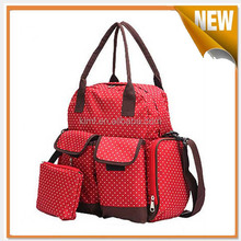 Wholesale fashion travel diaper bag backpack