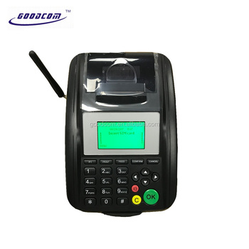 Arabic Version GOODCOM *GT5000S* GSM Printer supports GPRS and SMS for online ordering and takeaway