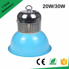 High cost performance 20W 30W led high bay light for supermarket