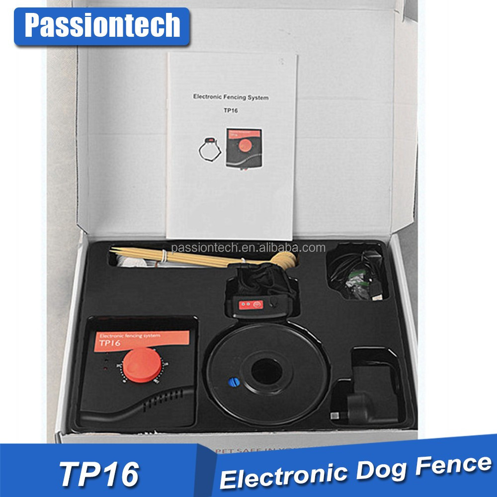 large dog fence 2017 top selling item in USA thicker wire electric fencing system set 2017 new arrival