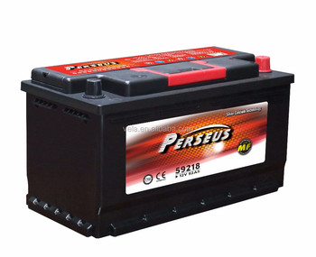 Used car batteries for sale N92 12v92ah auto battery