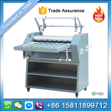 Automatic thermal dry pur pvc plastic film roll a3 size hot melt cold mdf book cover paper photo bopp laminating machine price