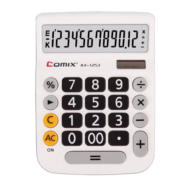 wholesale cheap professional colourful plastic citizen calculator