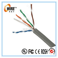 China Suplier best price durable low voltage 2 pair cat5e utp internet wire