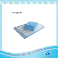 Trade assurance baby care disposable underpads