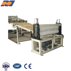 Advanced Technology PE PP ABS Sheet Production Line Plastic Sheet extrusion machines
