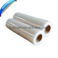 Heat Resistant Coloured Plastic Cross-linked PVC Printable Shrink Film