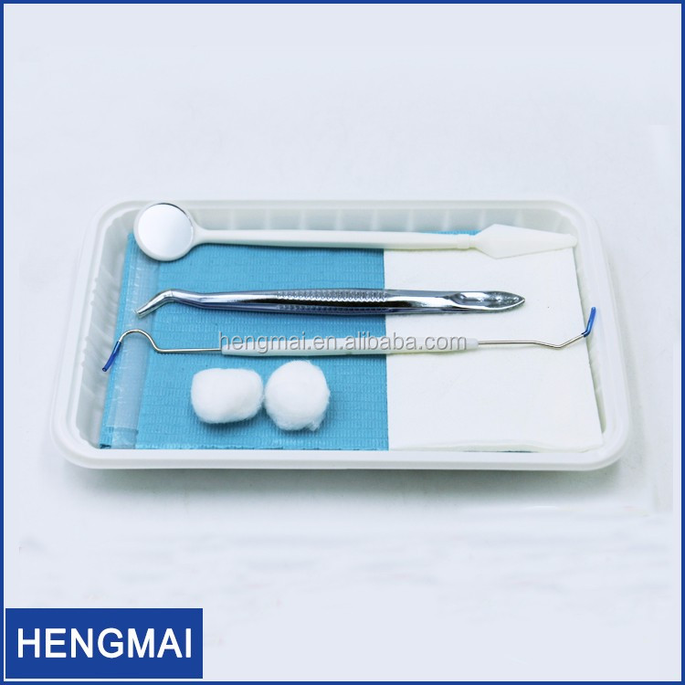 Good Quality Disposable Dental Surgery Kit Hygienic Dental Examine Suit Dental Kit Products