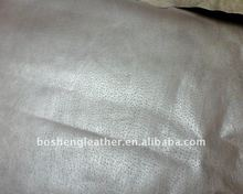 natural brown waxing leather