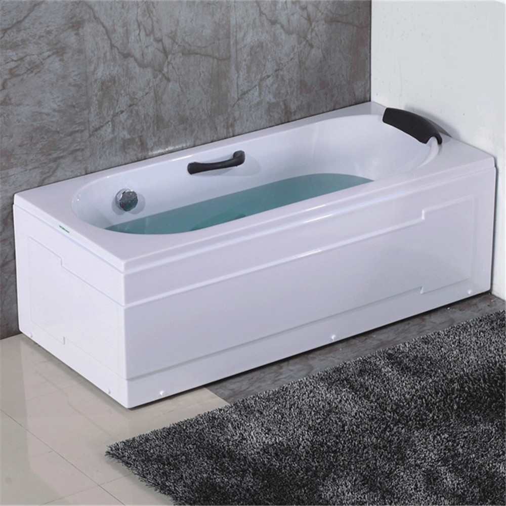 Bathtub factory wholesale acrylic cheap bathtub tub buy for Best acrylic bathtub to buy