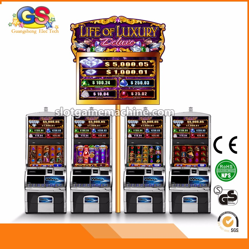 USA Popular Factory Price Pokie Poker Skill Stop Fishing Shooting Slot Indoor Games Casinos Machine for Casino