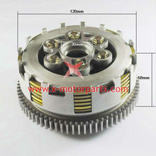 73 Teeth Zongshen Manual Clutch Assembly 250cc PRO PIT Bike Trail Dirt Quad ATV