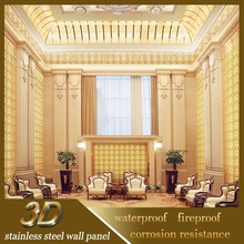 Luxurious Stainless Steel 316 Modern Construction Building Material