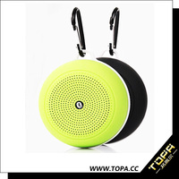Powerful bass portable 18 subwoofer speaker with rechargeable polymer battery