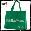 Customized nonwoven laminated shopping bags With logos