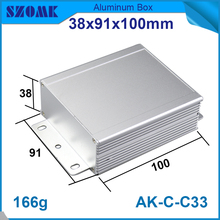SZOMK junction box stainless steel aluminum enclosure electrical boxes