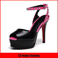 2015 fashion sexy super high heel hotter sandals dress sandals cheap womens shoes