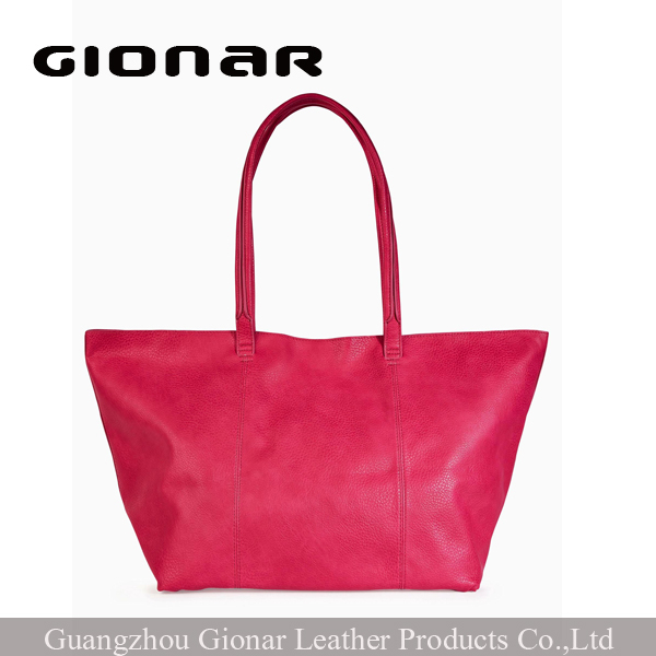 outside pocket quilted tote bags with custom printed logo tote shopping bag wholesale