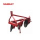 Farm Machinery One Way Rotary-driven Disc Plough for Tractors