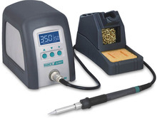 QUICK 3202 digital soldering station with instant soldering iron