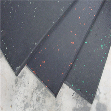 recycled rubber tile rubber flooring for fitness
