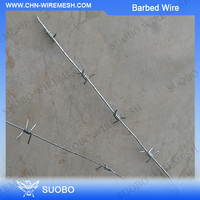 Good Quality Barbed Iron Wire (Barbed Wire) With Handle/Barbed Wire Toilet Seat