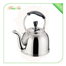 4L 5L 6L Best Stainless Steel Whistling Kettle, Tea Kettle With Bakelite Handle
