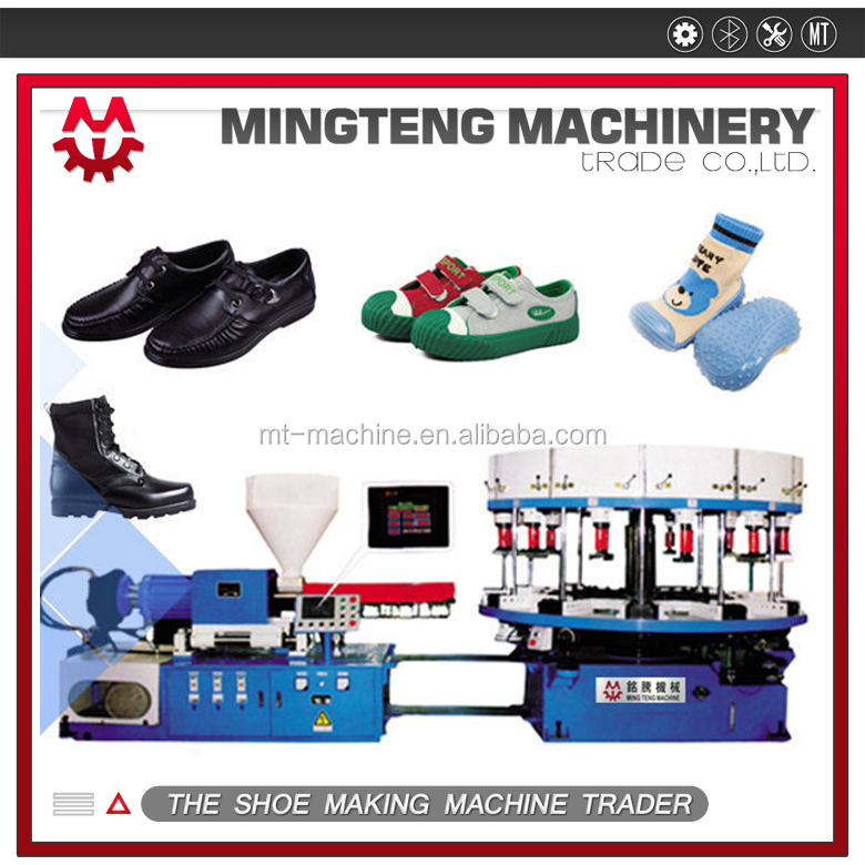 effective durable tpr shoe sole injection molding machinery