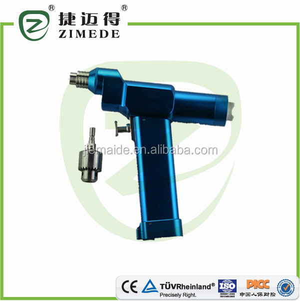 CCC Mark orthopaedics power drill Medical Electric Bone Drill 0.8mm-8.0mm Multifunctional 14.4V DC electric drill hollow core