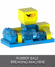 weida factory rubber washer cutting machine Horizontal Hydraulic rubber cutting machine
