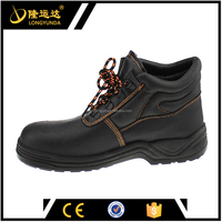 LY-2286 Fashion 2016 Good Quality Western Men Safety Boots Lace Up Boots