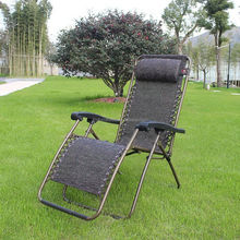 Folding Recliner Zero Gravity Chair, Anti Gravity Chair, Portable Recliner Chair